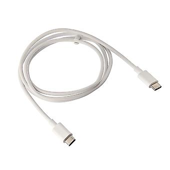 Official Google USB-C to USB-C Cable for Pixel Devices - White (Bulk Packed)