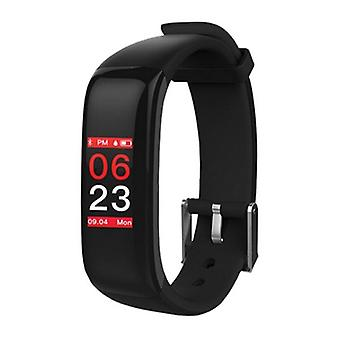 "Activiteit Bangle BRIGMTON BSPORT-15-N 0,96"" OLED 150 mAh Bluetooth 4.0 Zwart"