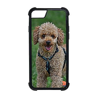 Dog Poodle iPhone 7/8 Shell