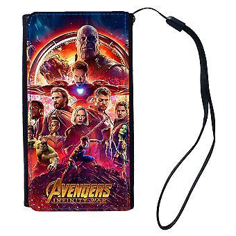 Avengers Infinity War Universal Wallet Bag