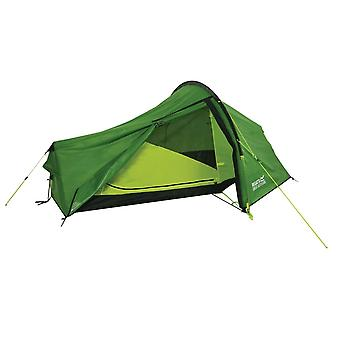 regatta montegra 2 persons backpacking tent alpine green with waterproof and