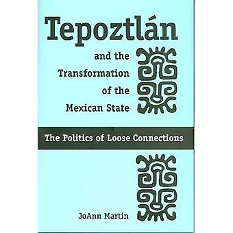Tepoztlan and the Transformation of the Mexican State - The Politics o