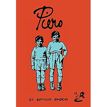 Piero by Edmond Baudoin - 9781681372969 Book