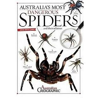 Australia's Most Dangerous Spiders by Kathy Riley - 9781742454238 Book