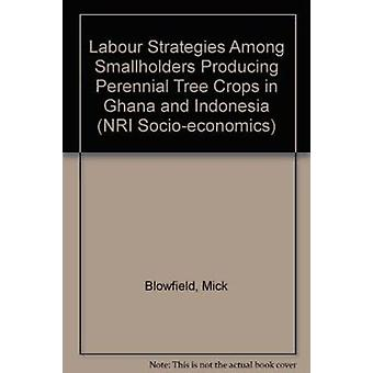 Labour Strategies Among Smallholders Producing Perennial Tree Crops i
