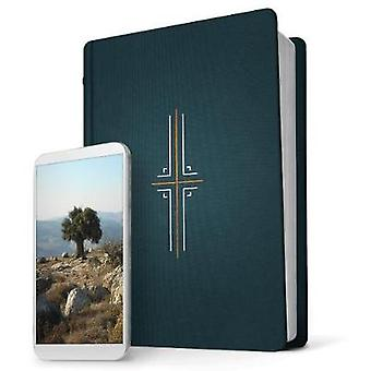 NLT Filament Bible - Midnight Blue by Tyndale - 9781496433169 Book