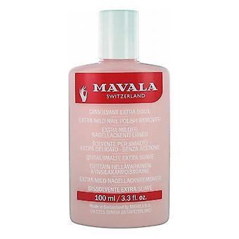 Nail polish remover Mavala (100 ml)