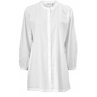 Masai Clothing Iana White Blouse