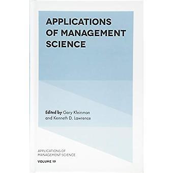 Toepassingen van Management Science door Kenneth D. Lawrence - 978178756