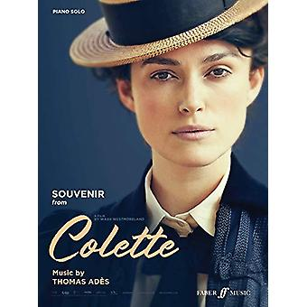 Souvenir (from Colette) by Alfred Music - 9780571541072 Book