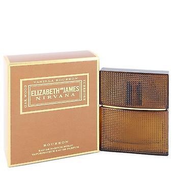 Nirvana Bourbon Eau De Parfum Spray By Elizabeth and James 1 oz Eau De Parfum Spray
