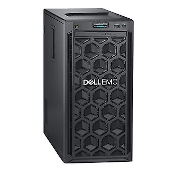Serverveža Dell PowerEdge T140 Xeon E-2124 8 GB RAM 1 TB LAN čierna