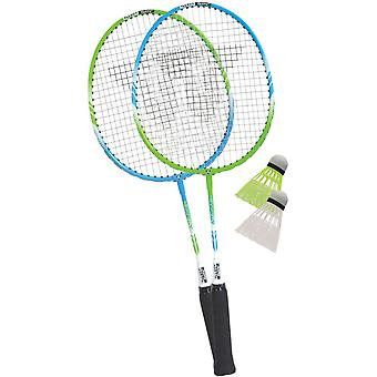 Talbot-Torro Attacker Junior Garden Badminton Set 2-player