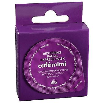 Cafe Mimi Express Repair Face Mask 15 ml
