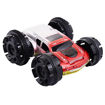 6CH Double Sided 360°Spin Amphibious Stunt Electric Remote Control Car