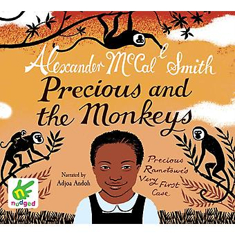 Precious and the Monkeys by Alexander McCall Smith & Read by Adjoa Andoh