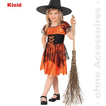 Halloweenhexe Hexe Zauberin Halloween Kinderkostüm