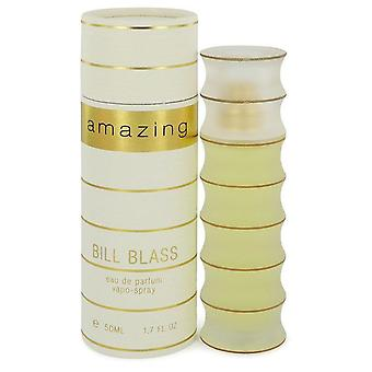 Amazing Eau De Parfum Spray By Bill Blass 1.7 oz Eau De Parfum Spray