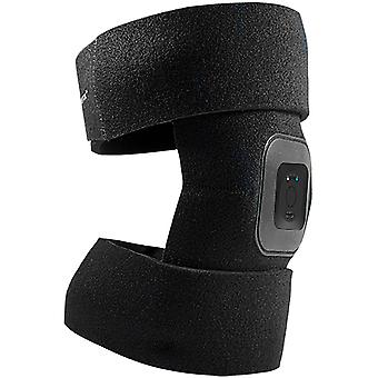 Brownmed Intellinetix Vibrating Calf and Shin Therapy Wrap - Universal - Black