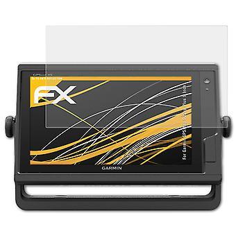 atFoliX Panzerfolie kompatibel mit Garmin GPSMap 922xs Plus 9 Inch Glasfolie 9H Schutzpanzer