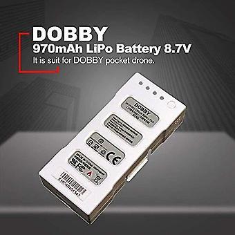 YUNIQUE Italia ® 1 Pezzo Batteria ZEROTECH 970mAh / 7.37Wh Smart Progettata per Dobby 150 Aircraft Flying Device Batteria al Litio secondaria