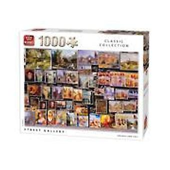King Street Gallery Jigsaw Puzzle (1000 Piece)