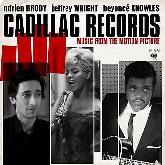 Artisti vari - importazione Cadillac Records [CD] USA