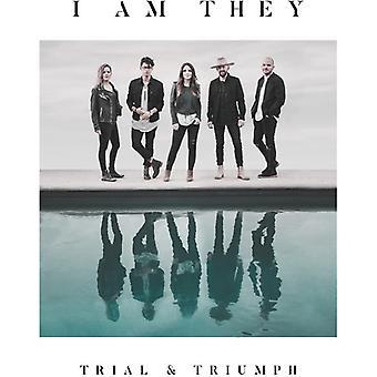 I Am They - Trial & Triumph [CD] USA import