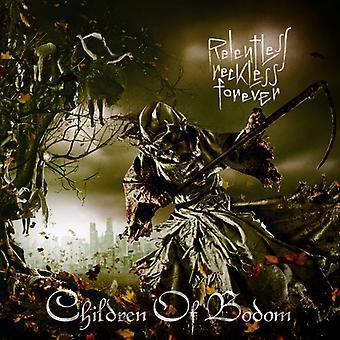 Children of Bodom - Relentless Reckless Forever-Deluxe [CD] USA import