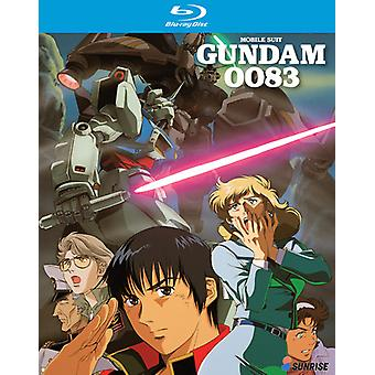 Mobile Suit Gundam 0083: Collection [Blu-ray] USA import