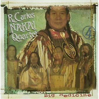 R. Carlos Nakai - Big Medicine [CD] USA import