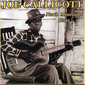 Joe Callicott - North Mississippi Blues [CD] USA import