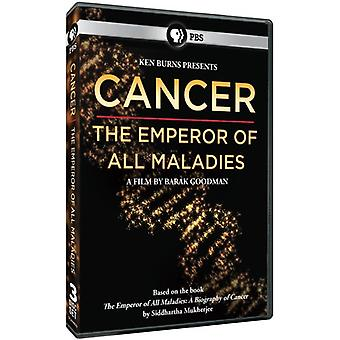 Ken Burns: Story of Cancer / Emperor of All [DVD] USA import