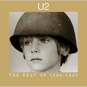 U2 - bästa U2-1980-90 [CD] USA import