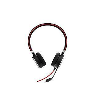 Jabra Evolve 40 Uc Stereo HD-ljud