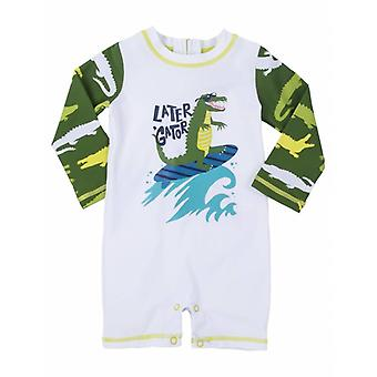 Rash Guard Alligators Baby Hatley
