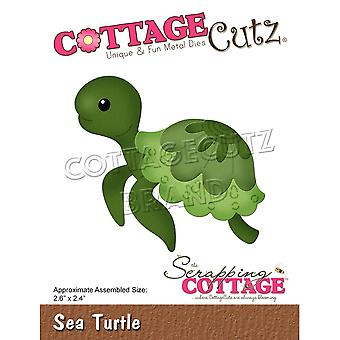 Scrapping Cottage Sea Turtle