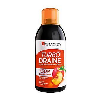 TurboDraine Tea-Peach 500 ml