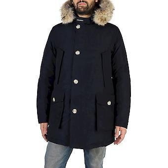 Woolrich - Clothing - Jackets - WOCPS2880_MELTONBLUE - Men - navy - XXL