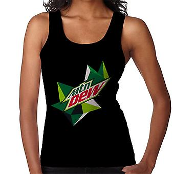 Mountain Dew Original Logo Women's Vest