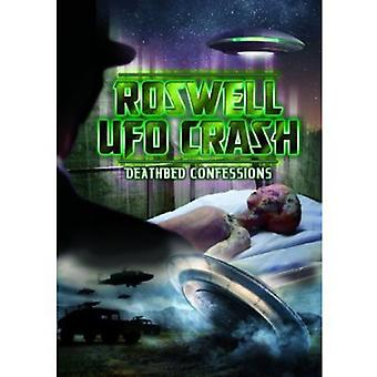 Roswell Ufo Crash: Deathbed Confessions [DVD] USA import