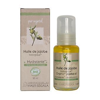 Organic virgin jojoba oil 50 ml