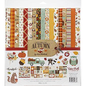 Echo Park Celebrate Autumn 12x12 Inch Collection Kit