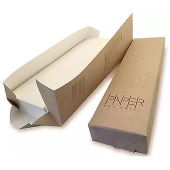 Papper inte folie-wide