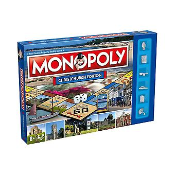 Christchurch Monopoly Board Game