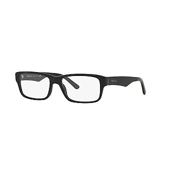 Prada VPR16M 1BO/1O1 Matte Black Glasses