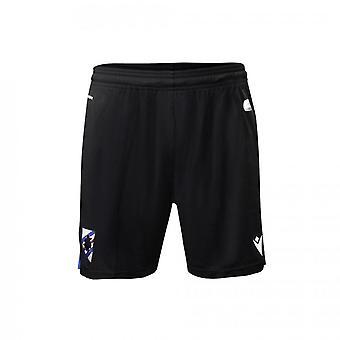 2020-2021 Sampdoria Third Shorts (Zwart)