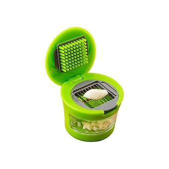 Garlic Press Kitchen Tools Garlic Press Chopper Green