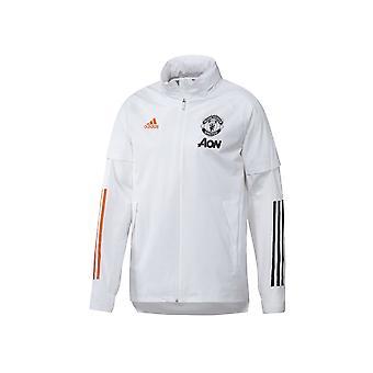 Adidas Mufc Allweather FR3693 football all year men jackets