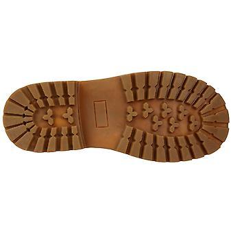 Soviet Boys Kids Joss Zip Lace Fastening Warm Ankle Boots Winter Shoes